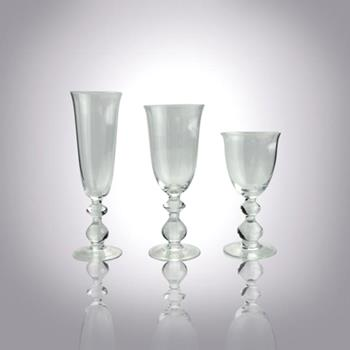 Dessert Wine Glasses|clear Hand-blown Tulip Champagne Flute for Sale Wholesale