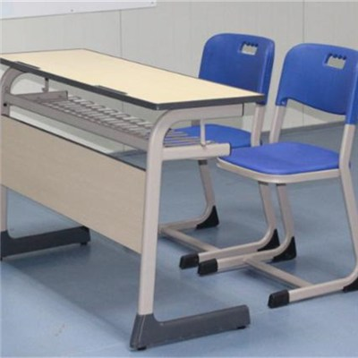 H2024e Double School Desk And Chair Office And School Furniture Office And Sc
