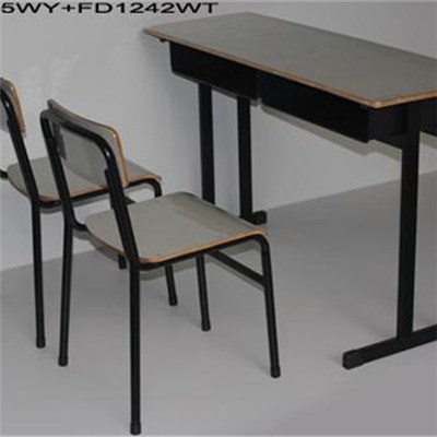 H2003r 2 Seater Study Table Furniture