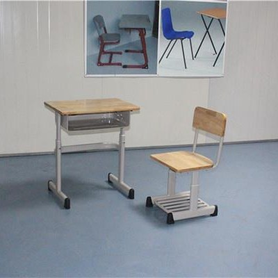 H1110ae Solid Wood School Furniture