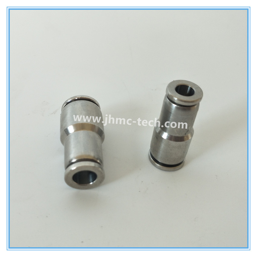 Stainless Steel different-way Straight Pneumatic Fittings