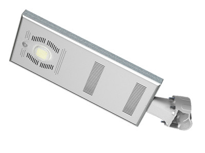 smart control Integrated LED solar street light