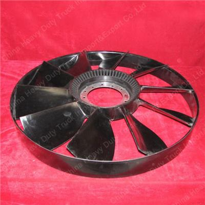 SINOTRUK Engine Parts Φ640 Fan (NO.VG