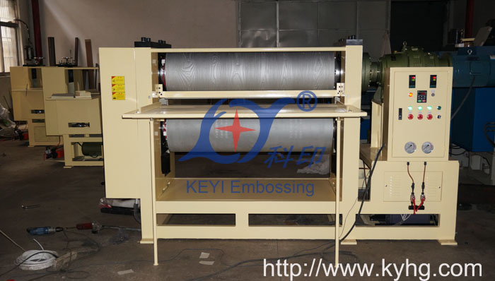 MDF Embossing Machine