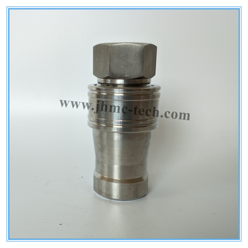 KZF Type Stainless Steel Self Locking Type Quick Joint