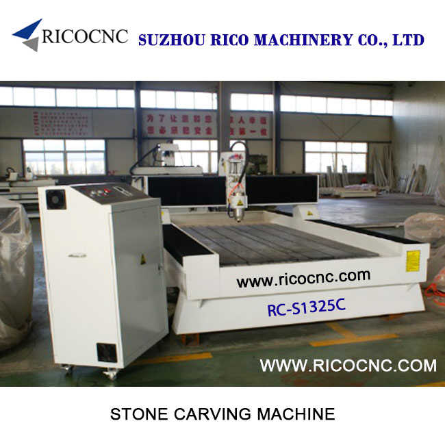 Stone Cutting CNC Router Marble Carving Machine Natural Stone Cutting Tool S1325C