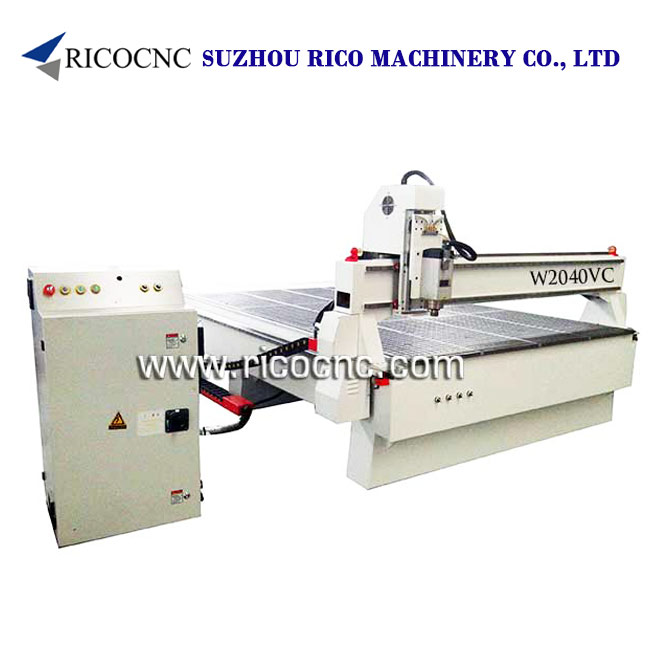 Wood Furniture Making Machine CNC Router for Woodworking W2040VC