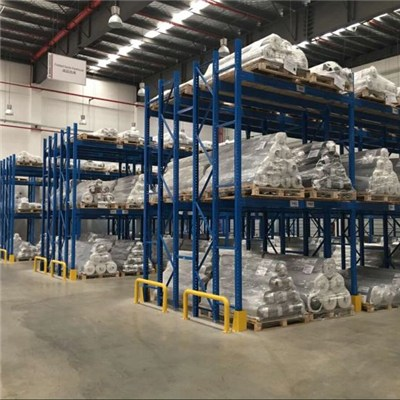76.2 Pitch Australian Standard Heavy Duty Pallet Rack