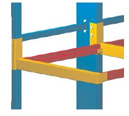 Vertical Storage Cantilever Rack Accessories