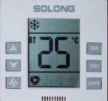 SL306FCV Thermostat