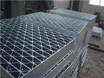 customized heavy duty type magic steel grating for Korea market