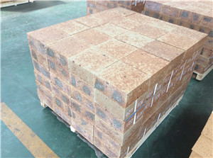 Cement Rotary Kilns Silicon Mullite Brick Magnesia Chrome Bricks Magnesia Spinnel Bricks