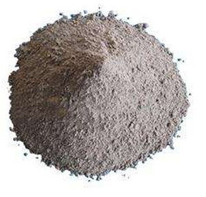 High Nickel Chrome Alloy Refractory Water Free Taphole Clay