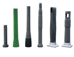 Three Casting Block Shroud Mono Block Stopper Submerged Entry Nozzle Tundish Refractories