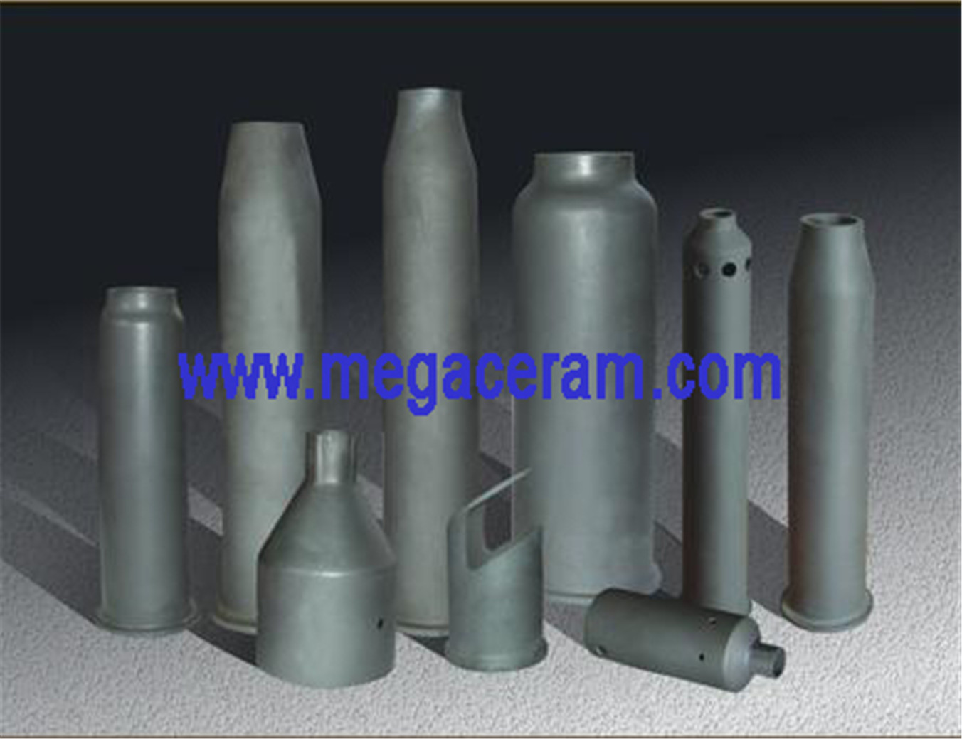 Chinese (Reaction Boned Silicon Carbide /RBSIC) SISIC Burner Nozzle