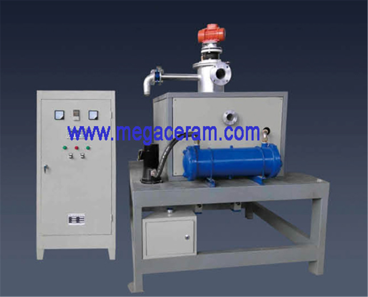 Automatic slurry/powder electromagnetic iron remover manufacturer for ceramic, mine