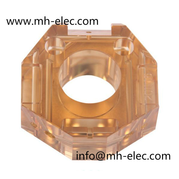 50mm Optics Cavity Of Laser Gyro High Precision|ultra Smooth|laser Gyro|inertial Optical Component|precision Optics|prism For Ring Laser Gyroscope