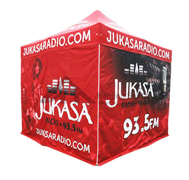 Digital Printing Gazebos
