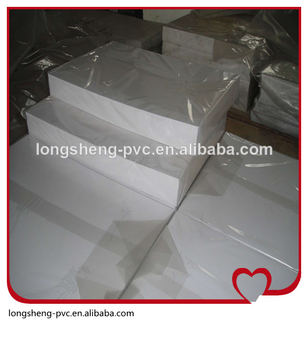 hot sale pvc core sheet for cards from Longsheng
