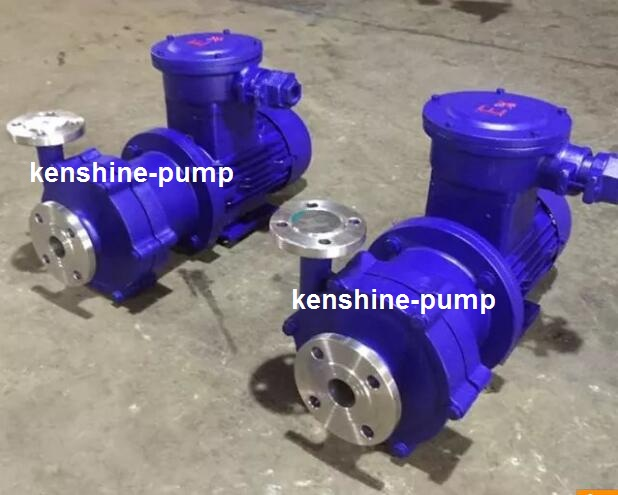 CQ magnetic chemcial pump