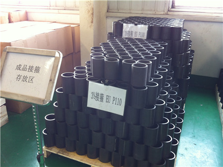 API J-55 coupling/5B coupling for connecting pipes
