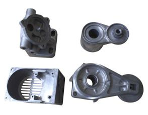 Aluminum Alloy A380 Machinery Parts Die Casting Chrome Plating