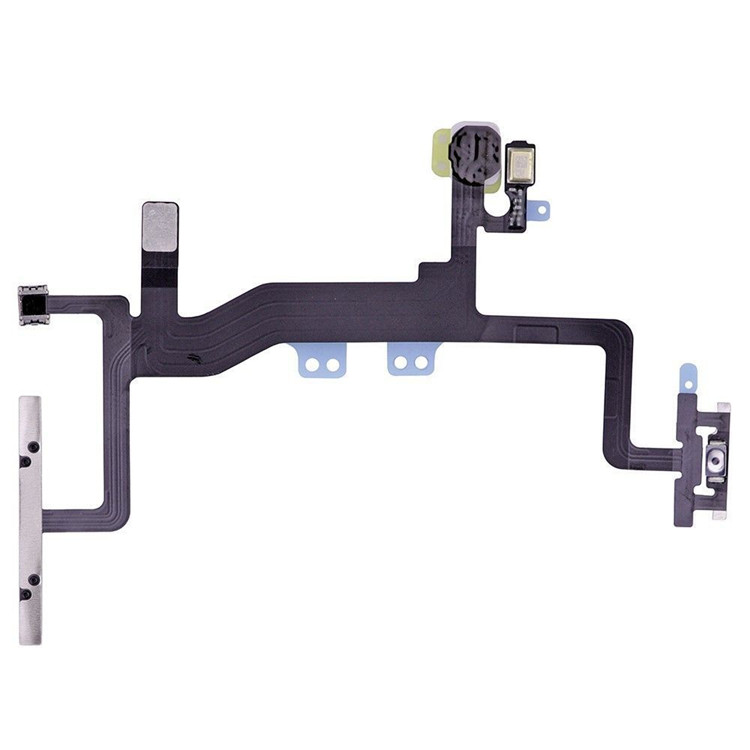 Original Iphone 6s Power Button Flex , Volume Button Flex Cable