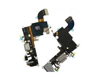 100% Tested Flex Cable for iPhone 6S USB Charging Port Flex with MIC