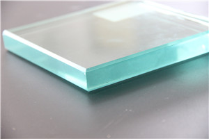 Good quality Low iron tempered heat soaked glass