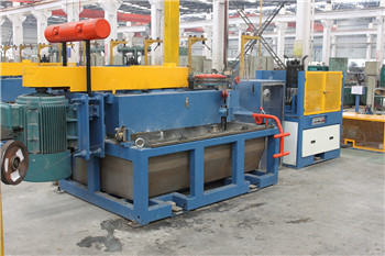 Wet wire drawing machine,galvanized wire drawing machine