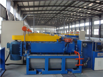 LT series wet wire/rubber pipe wire drawing machine
