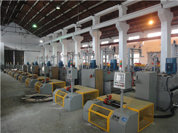LT series wet wire/ steel cord wire drawing machine