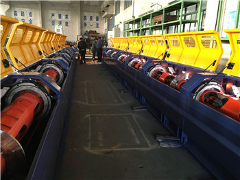steel wire tube stranding machine,wire rope stranding machine
