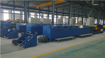high speed intelligent tubular stranding machine