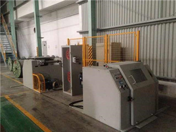 steel wire rewinding machine,spool or coil rewinding machine