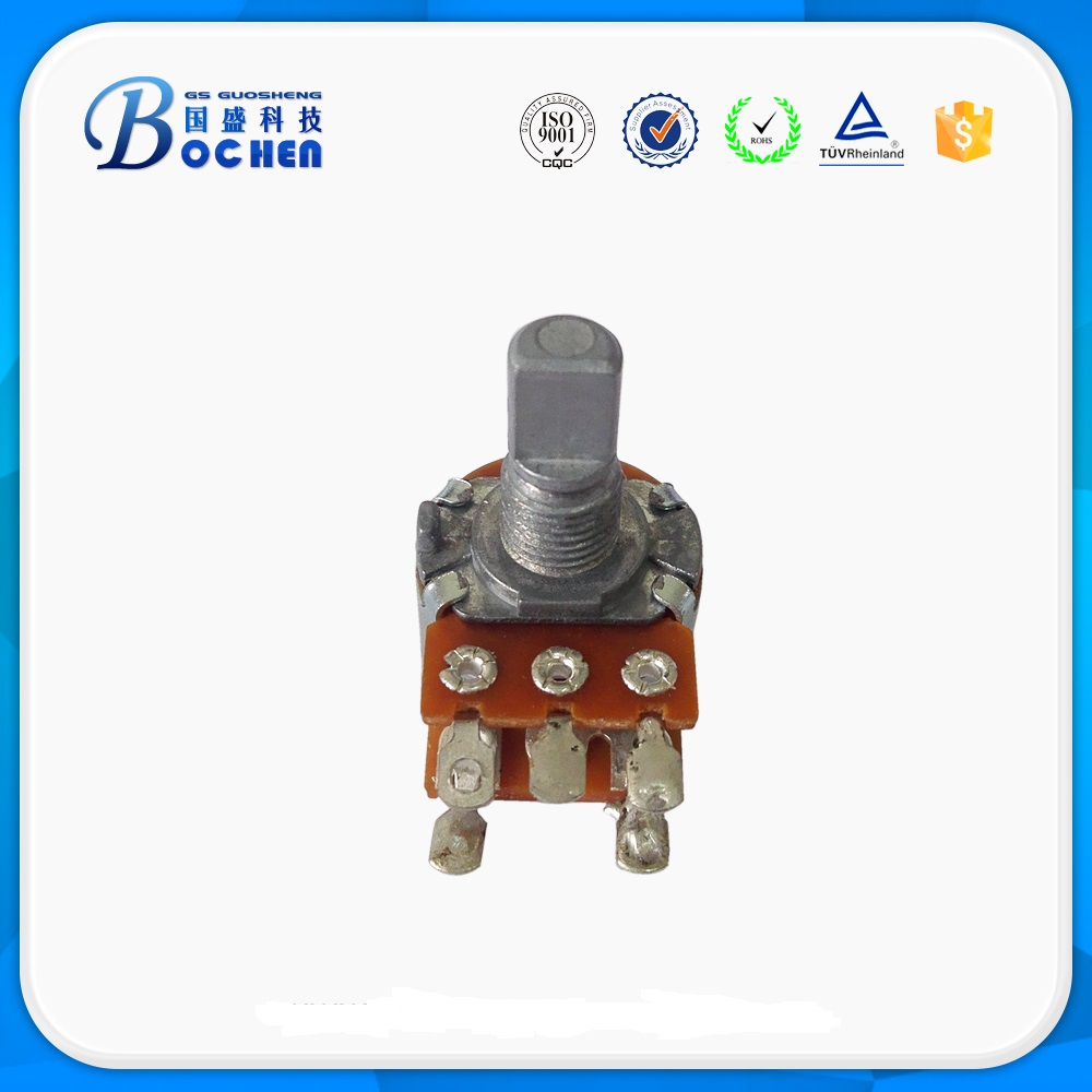 wh148 singleturn Carbon Film rotary potentiometer