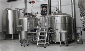 15bbl 2 vessel craft beer brew equipment for sale