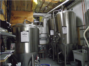 500 gallon 7 barrel beer making machinery tank brewery equipment line