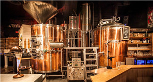 restaurant dining hall craft beer brew equipment supplier