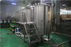 3 vessel 1000L beer lauter tun brewhouse filter tank equipment supplier