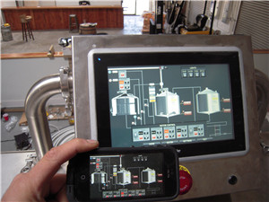 automatic beer brew control system  brewery controller