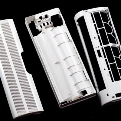 Indoor Air Conditioner Plastic Injection Mold