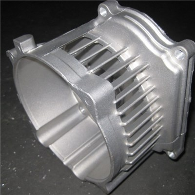Automotive Aluminum Pump Castings Molds Manufacturer