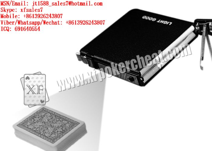 XF Cigarette Box Bag Infrared Spy Camera To Read Invisible Bar-Codes Marking Playing Cards / Taxes hold'em analyzer / Remote Control Dices / power bank / portable power / mobile power