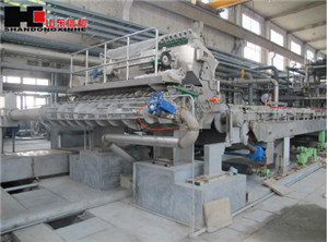 4200/200 Single Cylinder Mould Single Dryer Tissue Paper making Machine