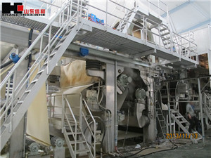 3200/250 multi-dryers fourdrinier corrugated paper making machine