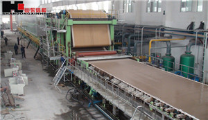 5000/600 Low Basis Weight High-strength Corrugated Paperboard Making Machine