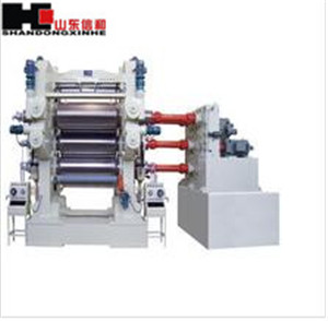 2450mm Four-Roll Calender for Paper Machine