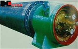Suction press roll with diameter 880mm for paper-making machine
