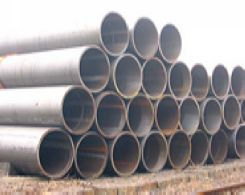 Large-diameter Welded Pipe